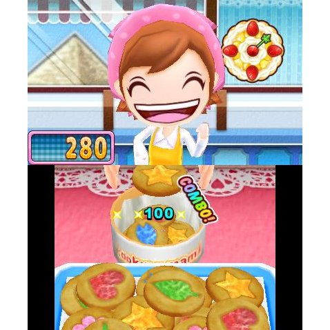 3DS Cooking Mama Sweet Shop