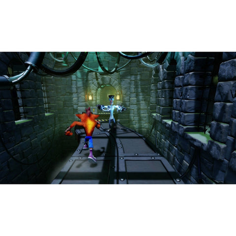 XBOX ONE Crash Bandicoot N Sane Trilogy