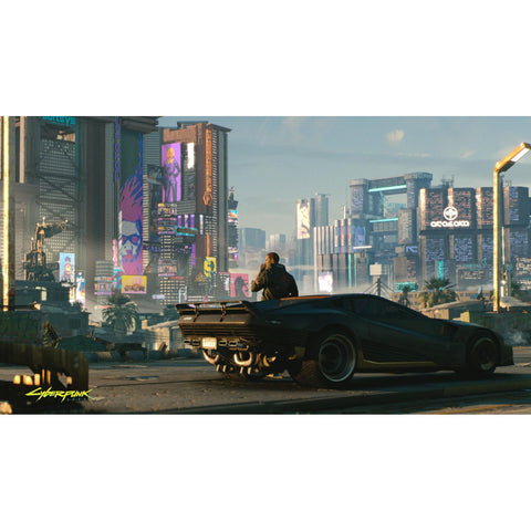 PS4 Cyberpunk 2077 Standard Edition