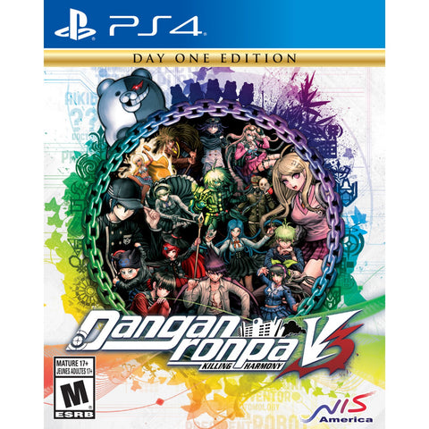 PS4 Danganronpa V3: Killing Harmony (US)