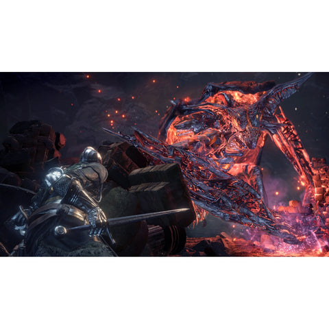 PS4  Dark Souls III: The Fire Fades GOTY (R3)