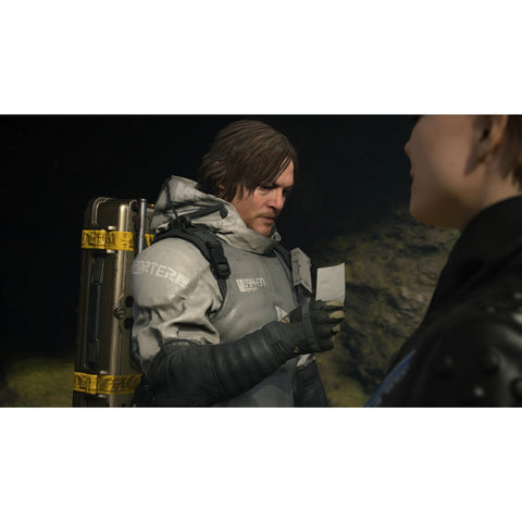 (Pre-Order) PS4 Death Stranding Regular Edition