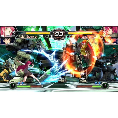 PS3 Dengeki Bunko: Fighting Climax Ignition (R3_JPN)