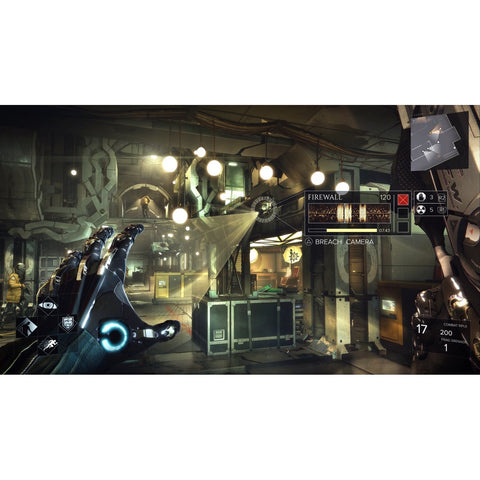 XBox Deus Ex: Mankind Divided
