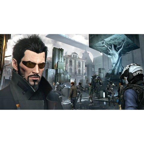 PS4 Deus Ex Mankind Divided Collector