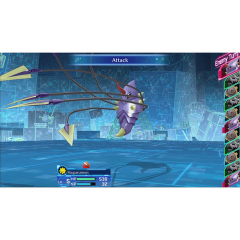 PS4 Digimon Story Cyber Sleuth (R2)