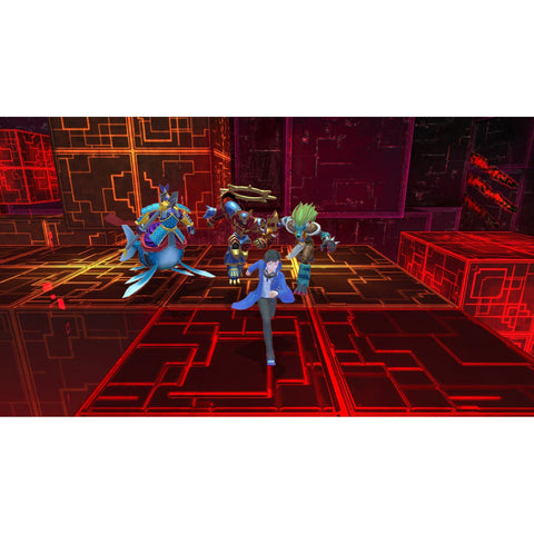 PS4 Digimon Story Cyber Sleuth Hacker's Memory (Region 2)