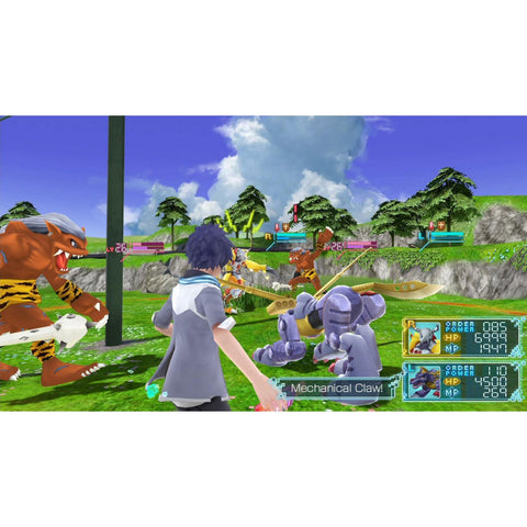 PS4 Digimon World Next Order (EU)