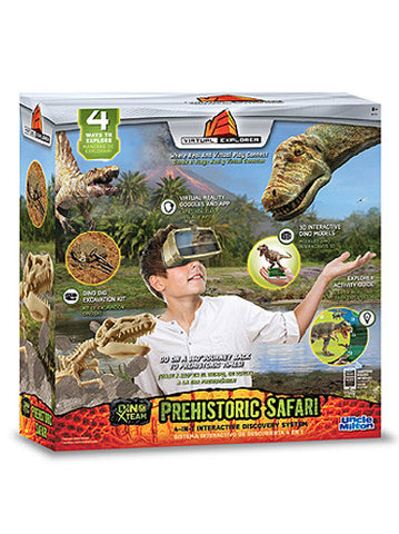 Virtual Explorer - Dinosaur Space Expedition Pack