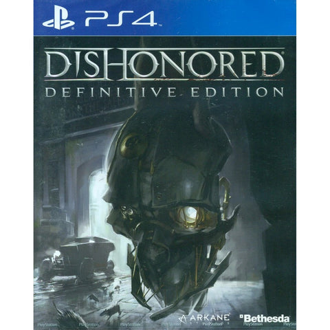 PS4 Dishonored: Definitive Edition (M18)