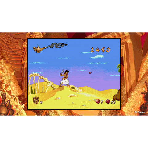 Nintendo Switch Disney Classic Games: Aladdin and the Lion King