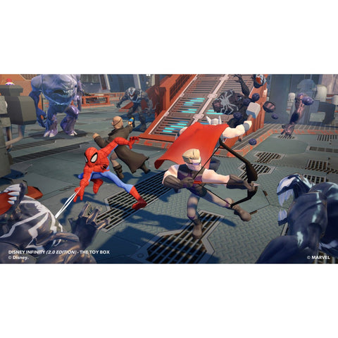XBox One Disney Infinity: Marvel Super Heroes 2.0 Edition