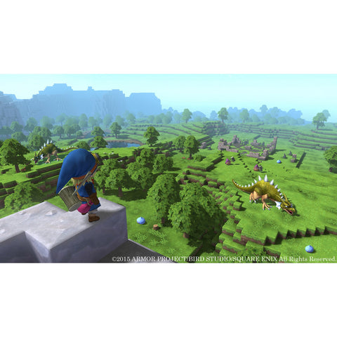 PS4 Dragon Quest: Builders - English Subtitle
