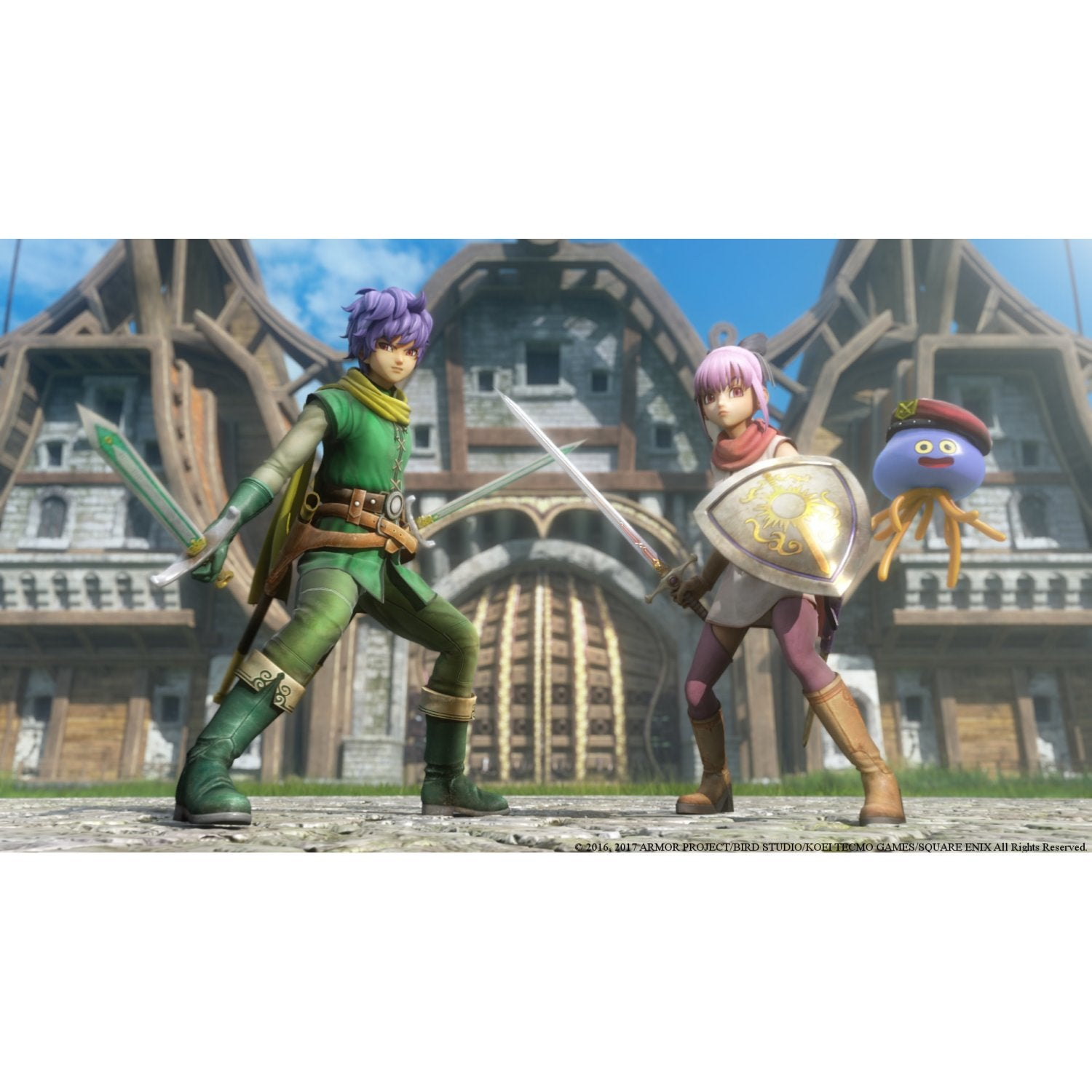 PS4 Dragon Quest Heroes 2: Explore's Edition (R2)   PLAYe