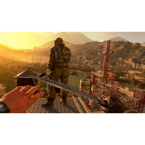 XBox One Dying Light: The Following Enhanced Edition