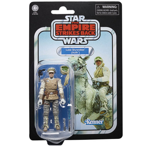 "Kenner Star Wars VIN S3 E77635L07 4"" Figure (Set of 4)"