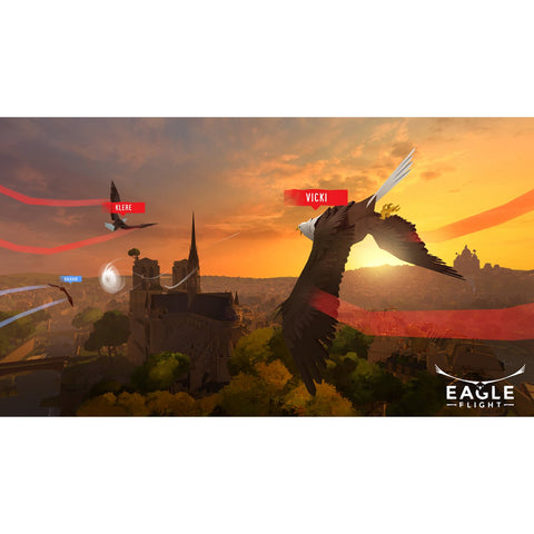 PS4 VR Eagle Flight