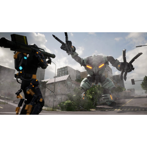 PS4 Earth Defense Force Iron Rain (R3)