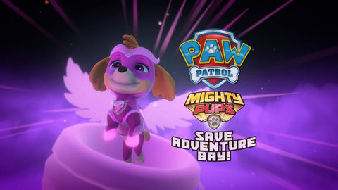 PS4 PAW Patrol Mighty Pups Save Adventure Bay (US)