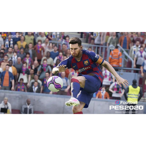 PS4 Football PES 2020 (EU)