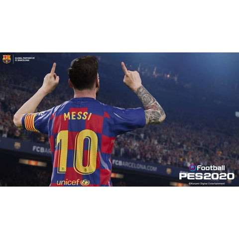 XBox One Football PES 2020