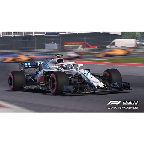 PS4 F1 2018 [Headline Edition] (US)