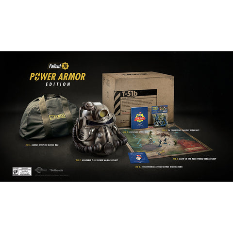 PS4 FALLOUT 76 (Power Armor Edition)
