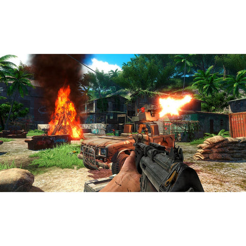 PS4 Far Cry 3 Classic Edition (R3)