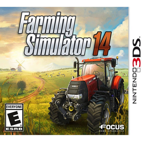 3DS FARMING SIMULATOR 2014
