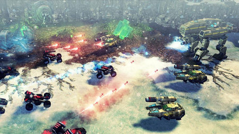PC Command Conquer The Ultimate Collection (Digital Code)