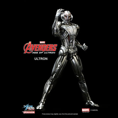Action Hero Vignette Avengers -Age of Ultron Ultron