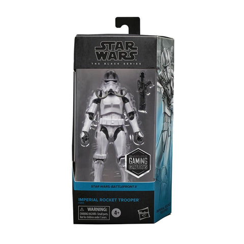 Star Wars Black Series Gaming Greats Imperial Rocket Trooper