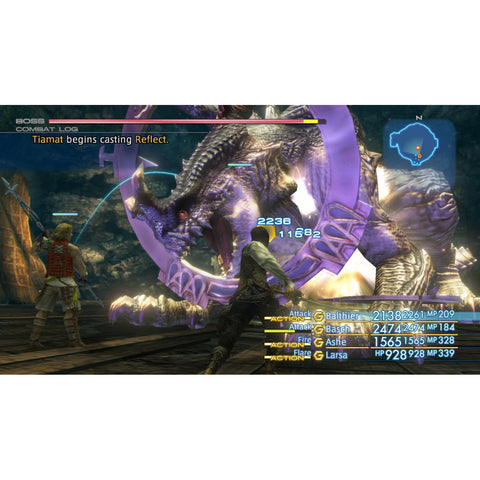 PS4 Final Fantasy XII The Zodiac Age (R3) Value_Selection