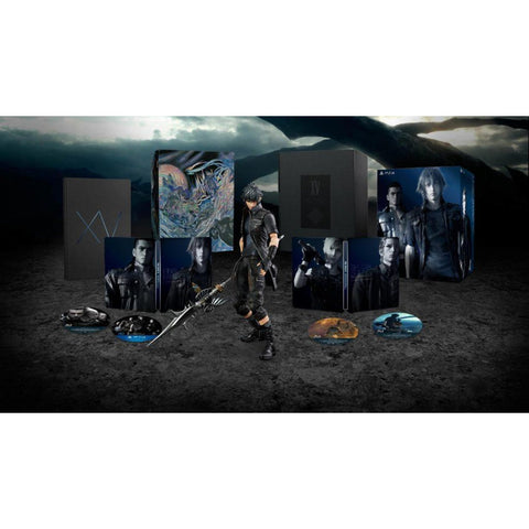 Xbox One Final Fantasy XV Collector