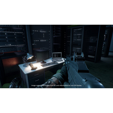 PS4 VR Firewall Zero Hour