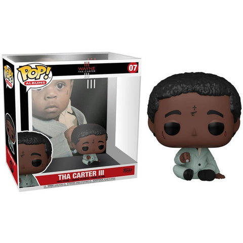 Funko POP! (07) Lil Wayne Tha Carter III Pop! Album & Case