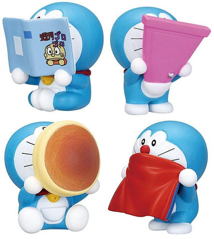 Doraemon Hide & Seek Capsule (Set of 4)