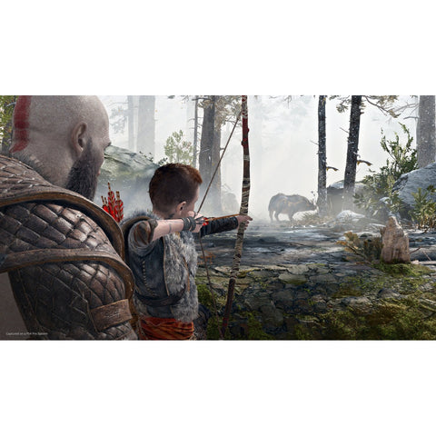 PS4 God of War (R3)