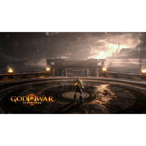PS4 God of War III Remastered (US)