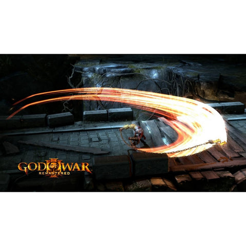 PS4 God Of War III Remastered (Eng/Chi Subtitle)