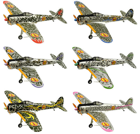 F.Toy Squadron Of Wilderness (Set of 6)