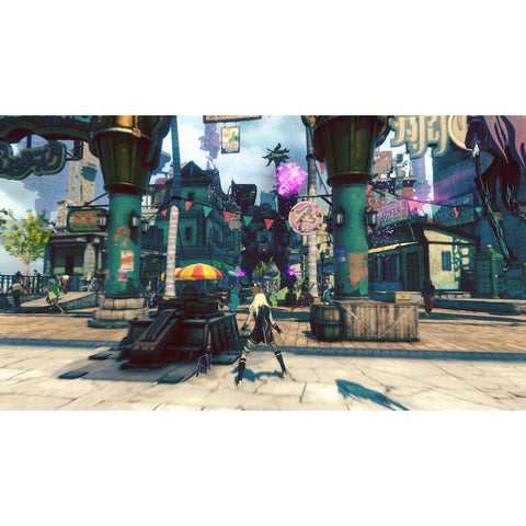 PS4 Gravity Rush 2 - English & Chinese Subtitle Playstation_Hits