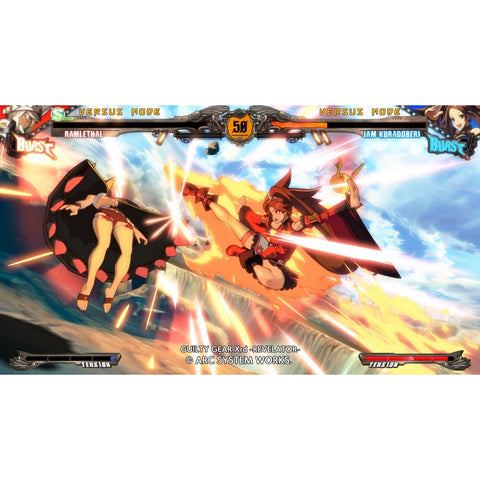 PS4 Guilty Gear Xrd Revelator (R2)