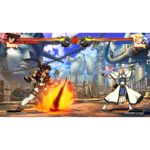 PS4 Guilty Gear Xrd - Sign (Eng/Jpn Subtitle)