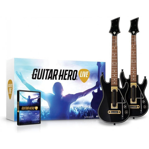XBox One Guitar Hero Live Bundle