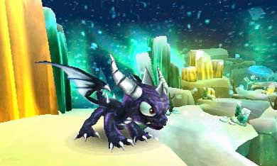 3DS Skylanders: Spyro's Adventure