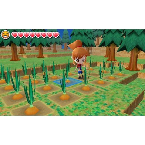 3DS HARVEST MOON THE LOST VALLEY