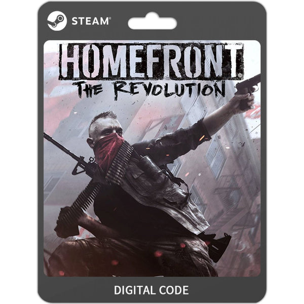 PC Homefront The Revolution (Digital Copy)