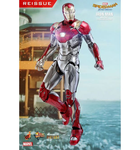 Hot Toys MMS427-D19 Iron Man Mark XLVII