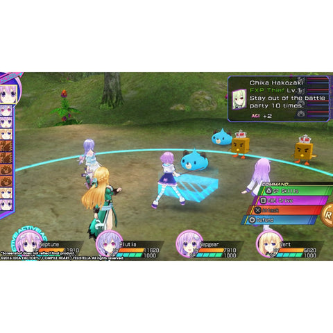 PSV Hyperdimension Neptunia Re;birth3: V Generation